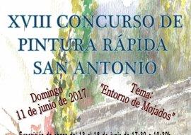 La XVIII edición del Concurso de Pintura Rápida de Mojados (Valladolid) contará con un premio de 1.000 euros