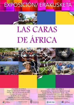 La Casa de la Juventud acoge la exposición 'Las caras de África'