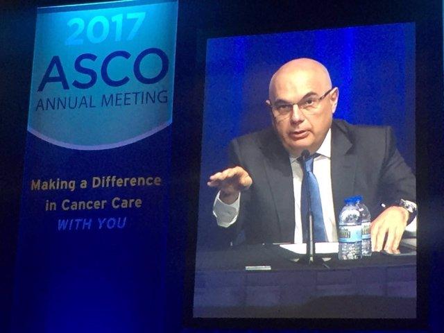 El doctor Josep Tabernero (Vhio)