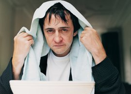Descubre un motivo para culpar a tus padres de tus resfriados