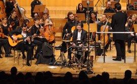 El Auditorio de Murcia recibe este miércoles al guitarrista Carlos Piñana junto a la Orquesta Sinfónica de la Región