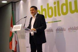 Otegi lidera la lista para dirigir EH Bildu, junto a Mujika, Juaristi, Beola, Castañeda y Carrere