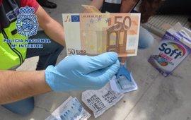 La Fiscalía pide 3 años de prisión para dos hombres por intentar poner en circulación billetes falsos