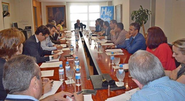 Hernández preside la Mesa de Trabajo de Empresas de Trabajo Temporal