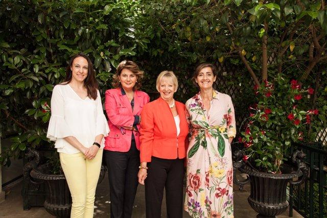 Visita de la presidenta del WWCOTY a Madrid