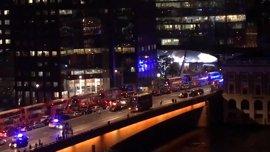 Los padres del desaparecido en los atentados de Londres viajan a Londres para seguir buscando a su hijo