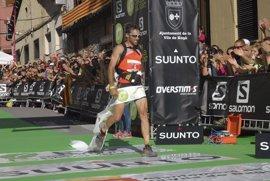 Luis Alberto Hernando y Azara García lideran a España en el Campeonato del Mundo de Trail