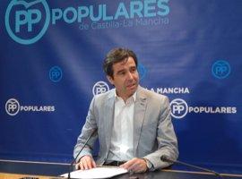 Robisco afirma que García-Page ha solicitado una reunión con el PP para hablar de presupuestos