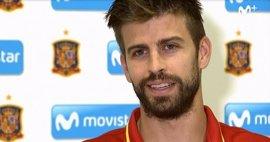 """Piqué: """"Conseguimos que el Madrid hiciera una rúa por una Copa"""""""