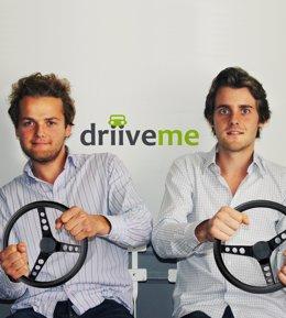 Fundadores de DriiveMe