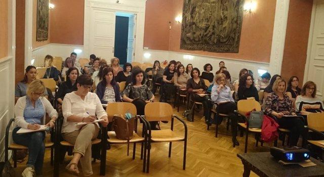 Ndp. Más De 120 Bibliotecarios Participan Este Año En Los Cursos De Formación Qu