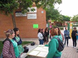 Medio centenar de alumnos del Pablo Picasso de Valladolid pide no hacer la 'reválida' de 3º y se respete su decisión