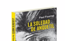 Paul Fournel publica 'La soledad de Anquetil', un retrato del genio y su misterio