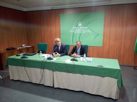La Junta ofrece su colaboración a la Asociación Alcohólicos Anónimos para el desarrollo de su actividad en Huelva