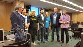 IU presenta una iniciativa en el Congreso en apoyo a la minería del carbón que no gusta a Podemos ni a Equo