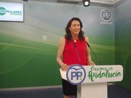 PP-A recuerda a Junta su deuda de 278 millones con universidades tras anunciar bonificaciones a estudiantes que aprueben