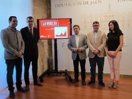 La provincia de Jaén acogerá en septiembre dos etapas de La Vuelta Ciclista a España