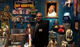 Roban más de 100 objetos de la mayor colección de Star Wars valorados en 200.000 dólares