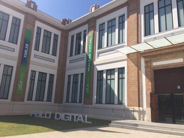 Polo de Contenidos Digitales en  Málaga