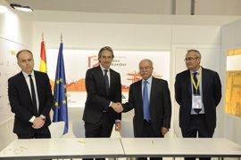 Firmado el un convenio para mejorar la línea Algeciras-Bobadilla
