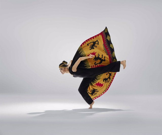 Clytemnestra, de la Martha Graham Dance Company