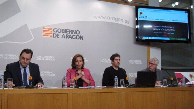 Presentación del I Congreso Internacional de Innovación Educativa