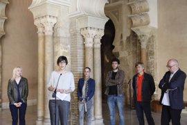 El Palacio de la Aljafería de Zaragoza será 'Un lugar de cine' este verano