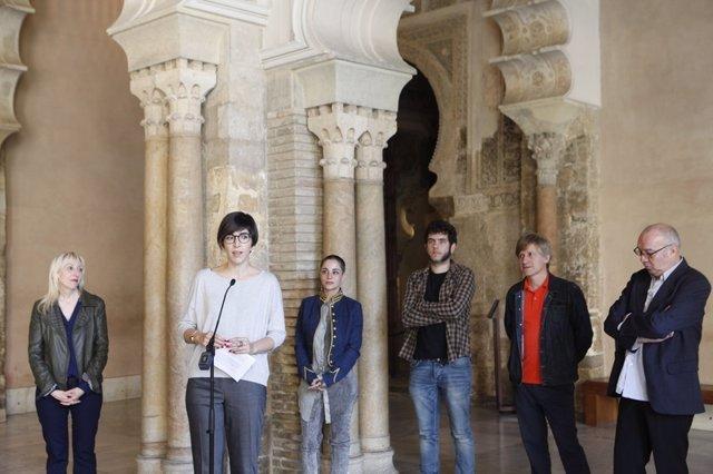 La Aljafería será 'Un lugar de cine' este verano