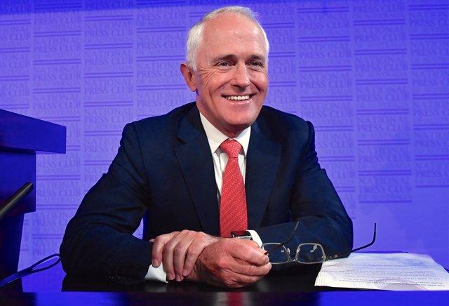 El primer ministro de Australia, Malcolm Turnbull