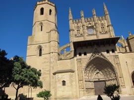 Las Cortes de Aragón reclaman un plan director de la catedral de Huesca