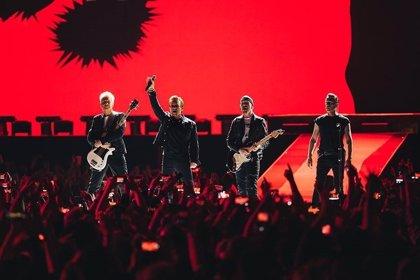U2 amplía la gira por los 30 años del Joshua Tree: nuevas fechas en USA, México, Colombia, Argentina, Chile y Brasil