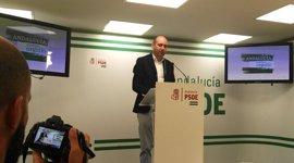 """PSOE dice que la Junta """"salva el último obstáculo"""" del tramo del metro Renfe-Guadalmedina, mientras el PP es """"un freno"""""""
