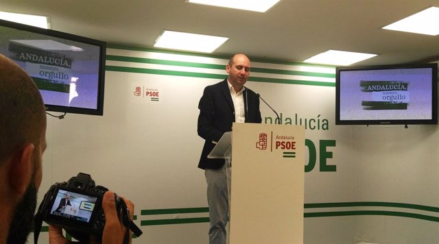 Francisco Conejos. PSOE-A