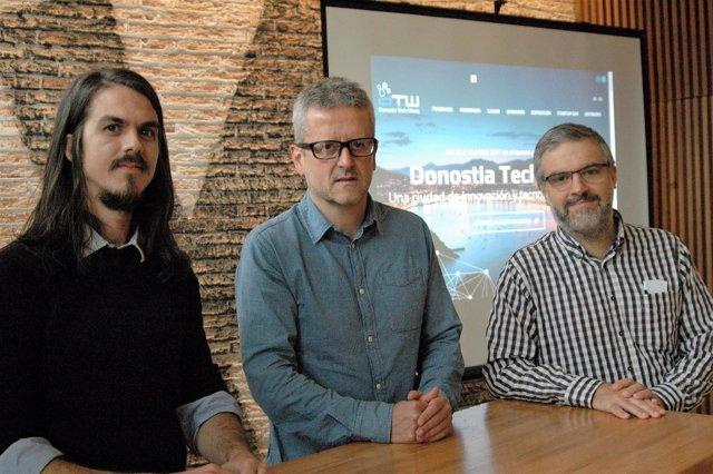 Presentación de Donostia Tech Week