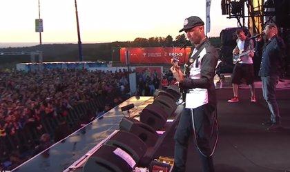 VÍDEO: Serj Tankian de System of a Down se une a los miembros vivos de Audioslave para rendir tributo a Chris Cornell
