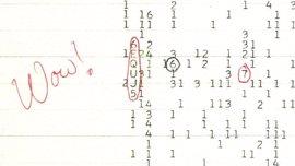 La famosa 'señal Wow!' era extraterrestre pero no inteligente