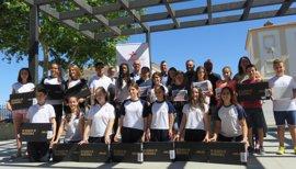 Fundación Cepsa premia el talento y la creatividad de los escolares en San Roque (Cádiz)