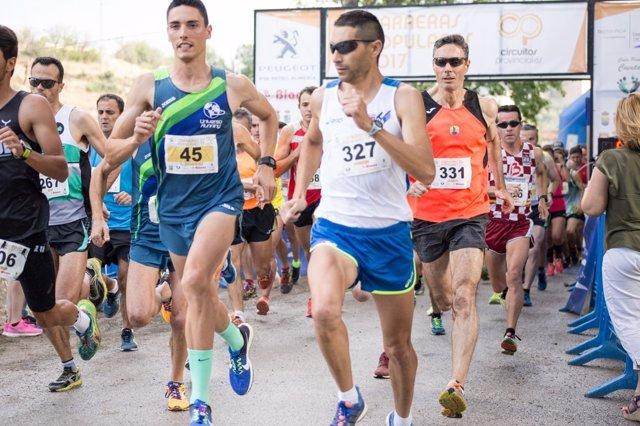 Más de 150 corredores han participado en la prueba celebrada en Serón.