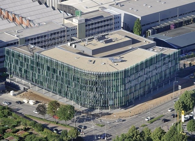 Nuevo centro tecnológico de MANN+HUMMEL en Alemania