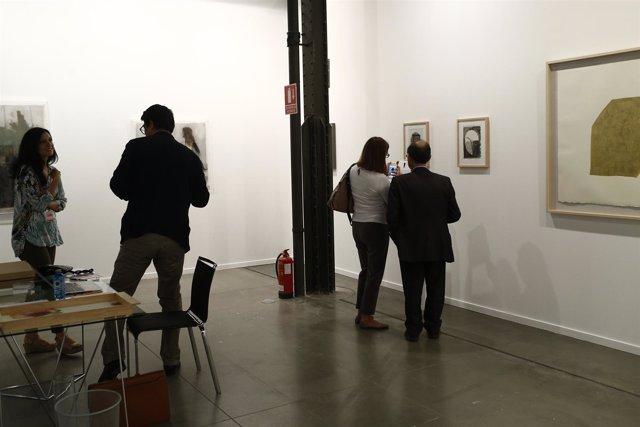 Exposición Estampa 2015