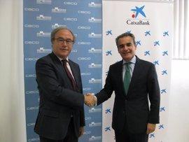 CECO y CaixaBank renuevan su acuerdo de colaboración para la financiación de las empresas de Córdoba