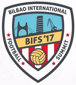 Logo del Bilbao International Football Summit