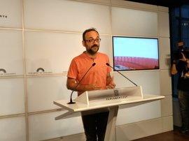 Salellas (CUP) pide al Pacte pel Referèndum que ahora apoye el referéndum del Govern