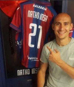 Natxo Insa, ex jugador del Levante
