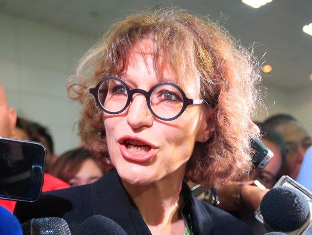 Agnes Callamard, relatora de la ONU sobre Asesinatos Extrajudiciales