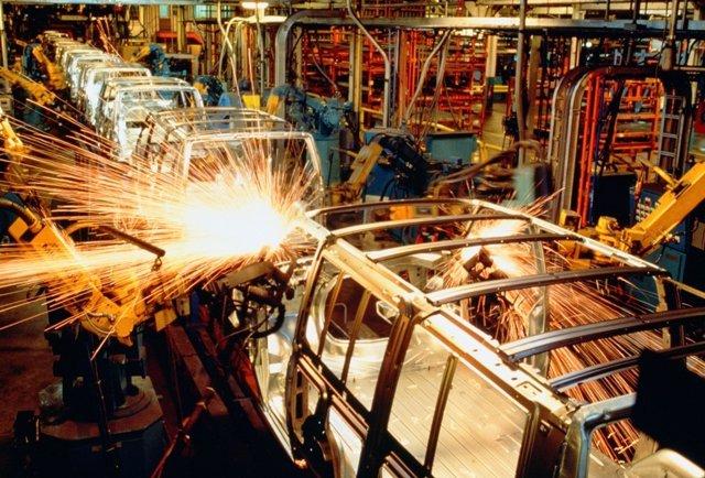Fábrica-Industria