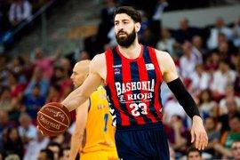 Shengelia renueva tres años con el Baskonia