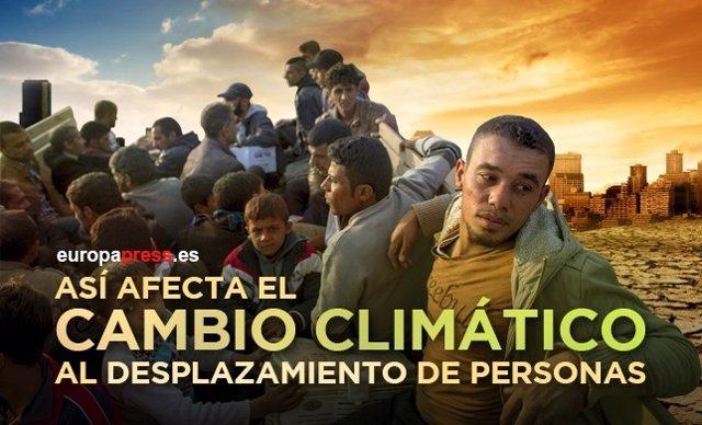 Refugiados ambientales