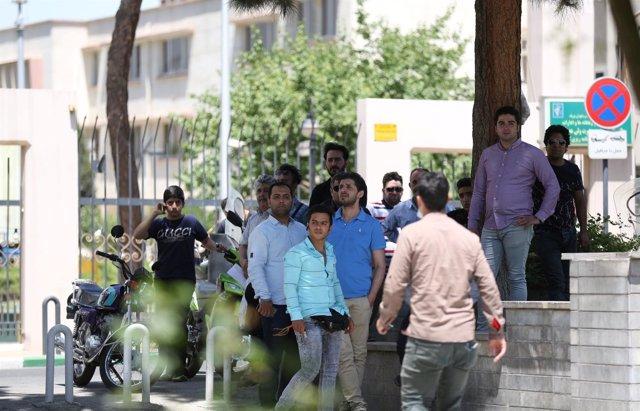 Ataque contra el Parlamento y el mausoleo de Jomeini en Teherán