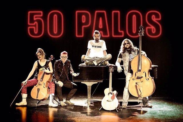 Concierto de Jarabe de Palo y Pau Donés este jueves en Murcia